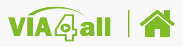 Logo von via4all